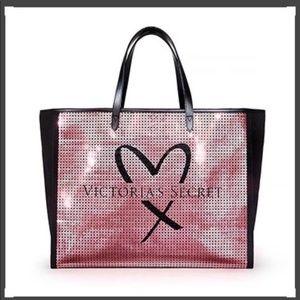 Victoria's Secret Showstopper Tote Large Brand New